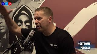 Gary Owen On Aretha Franklin Funeral, Ariana Grande and Bill Clinton | #GetSome Podcast EP47