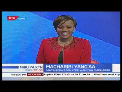 Shule za Magharibi zang'aa katika mtihani wa #KCPE2018