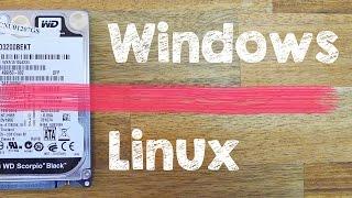 Linux Mint, Ubuntu Installation Im Dualboot Neben Oder Statt Windows, Anleitung Auf Deutsch