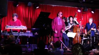 Stevie Wonder Sits in with Chick Corea, Aug. 2014 (Catalina Jazz Club, LA)