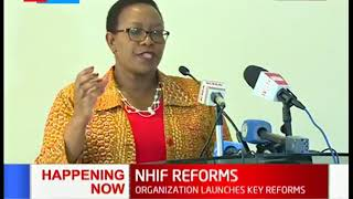 CS Kariuki launches key reforms in NHIF in line with universal healthcare
