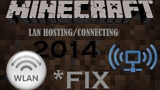 how to fix open to lan minecraft