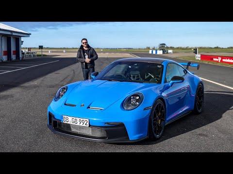 NEW Porsche 992 GT3 FIRST DRIVE Review!