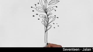 Seventeen - Jalan Terbaik (Video Scribe)