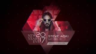 JEWEL Nightclub STEVE AOKI NYE 2017