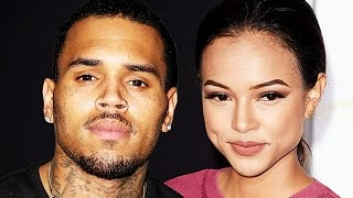 Chris Brown Secret Baby Pics Revealed - And He Gets Dumped
