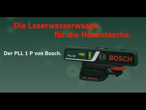 Laser-Wasserwaage PLL 1 P