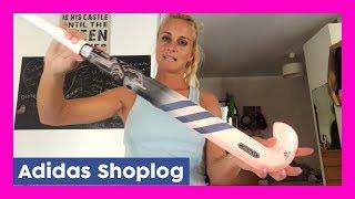 Adidas Field Hockey Haul / Shoplog - Charlotte Hockeyvlog #8 | Hockey Heroes TV
