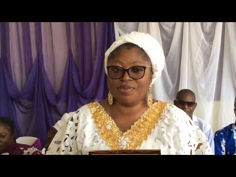 Apapa Local Government Education Authority Honours  Princess Toyin Kolade