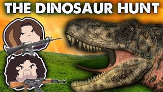 The Dinosaur Hunt - Game Grumps