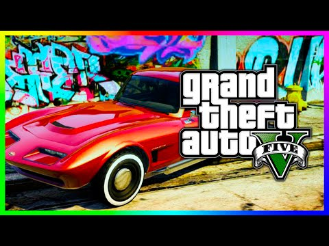 Inverto Coquette Classic Tuning Customization Gameplay! (GTA V 1 16