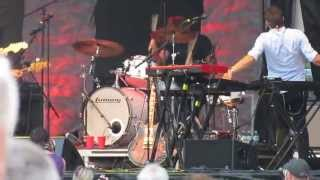 Arkells 8-31-13: Pullin' Punches