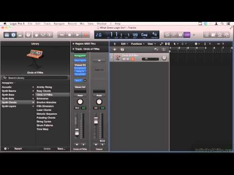 Logic Pro X Tutorial | What Does Logic Do?