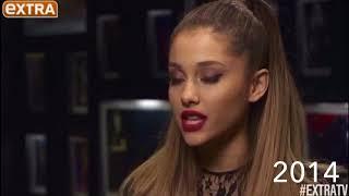 Ariana Grande's Speaking Voice Evolution 2010-2017