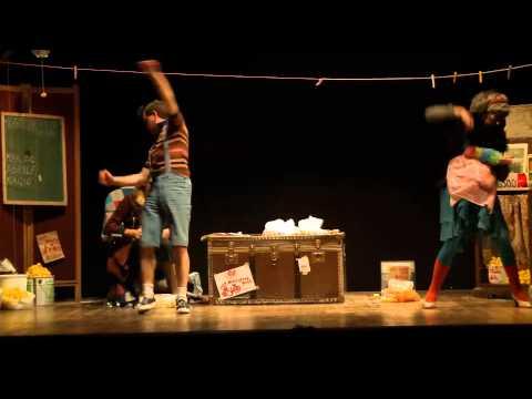 Principio Attivo Teatro - La Bicicletta Rossa