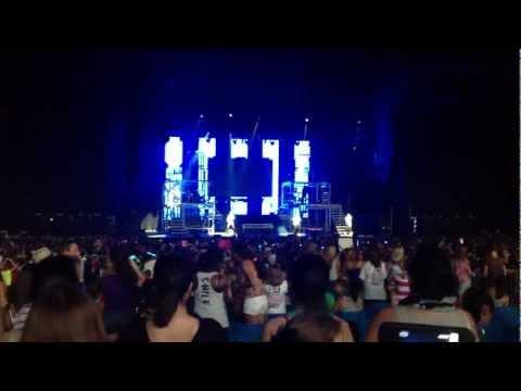 No Idea - Big Time Rush - Big Time Summer Tour - Dallas, TX
