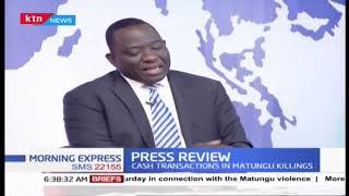 Raila's future in Kenya's Politics | Press Review