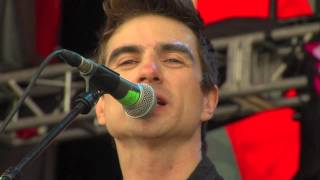 Anti-Flag Live - 1 Trillion Dollar$ @ Sziget 2012