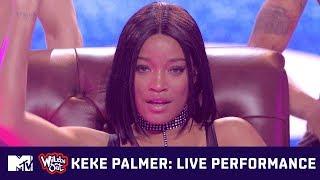 Keke Palmer Performs