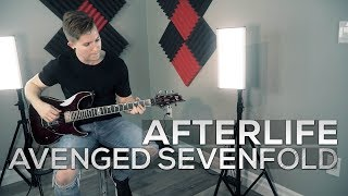 Avenged Sevenfold - Afterlife - Cole Rolland (Guitar Cover)