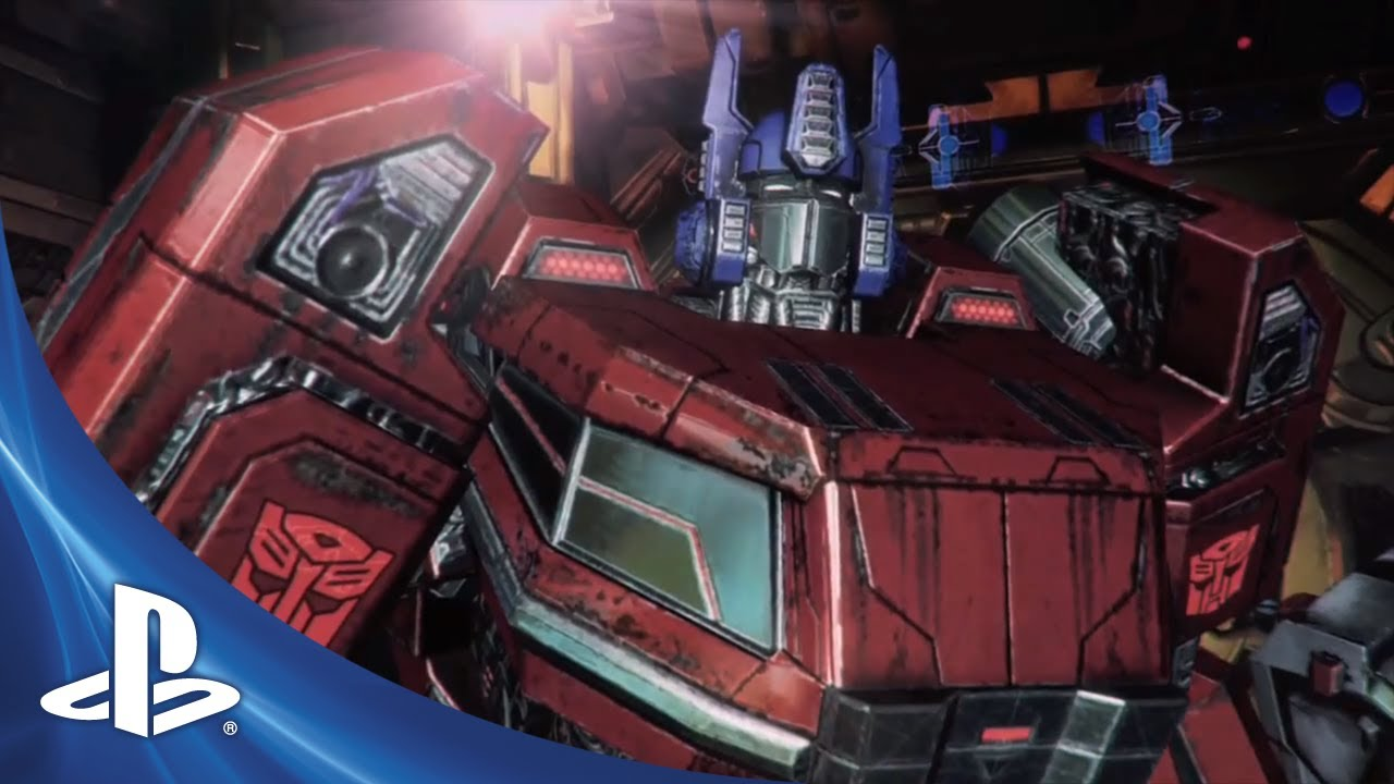 Meet Metroplex: Exclusive New Trailer for Transformers: Fall of Cybertron