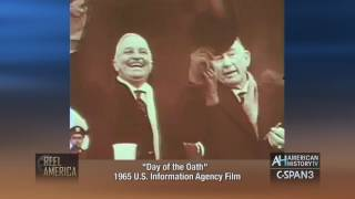 """The Day of the Oath"" - 1965 U.S. Information Agency Film (portion)"