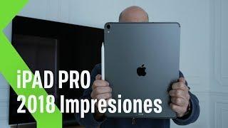 iPad Pro, primeras impresiones