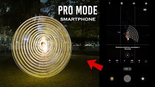 How To Use Pro Mode In Smartphone Camera | Manual Mode Tips For Smartphone Photography In Hindi
