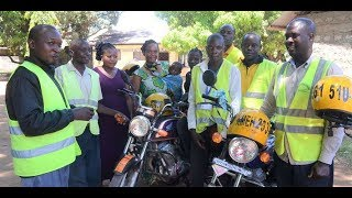 Boda bodas, tuktuks to foot passenger insurance bills - VIDEO