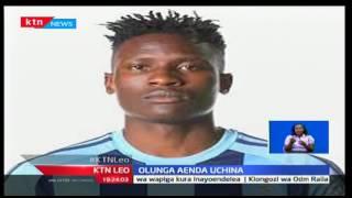 KTN Leo: Mshambulizi wa Timu ya harambee Stars-Michael Olunga ajiunga na timu ya Uchina Guizhou FC
