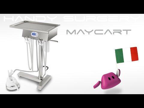 Carrello Studio Chirurgico Odontoiatrico / Dentistico Maycart