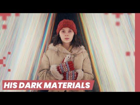 VALE A PENA VER HIS DARK MATERIALS? | ft. Kat Barcelos