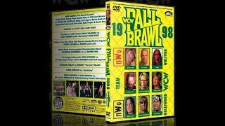 WAR GAMES REVIEWS #5: WCW Fall Brawl 1998 :: NWo Vs. Team WCW Vs. Wolfpac :: Worst War Games Ever!?