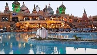 Первый день в отеле Pickalbatros Aqua Blu