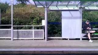 preview picture of video 'Full Journey on Tramlink route 4 from Elmers End to Therapia Lane'