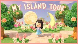 my five-star island tour   animal crossing new horizons 🏝