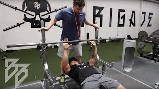 NEVER TRAINING SERIOUSLY | Barbell Brigade Vlog