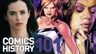 Marvel's Jessica Jones - Comics History 101
