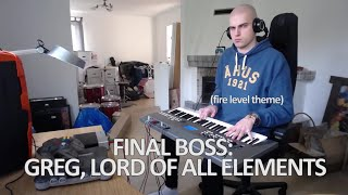 Greg, Lord Of All Elements   Extended Version! (by SethEverman)