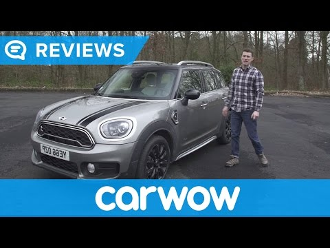 MINI Countryman 2017 review | Mat Watson Reviews carwow