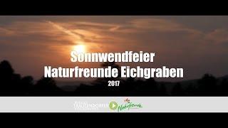 Video | Sonnwendfeier Naturfreunde Eichgraben 2017