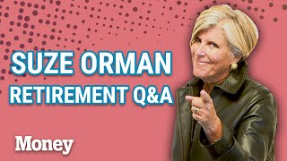 Suze Orman Gets You Ready For Retirement | MONEY