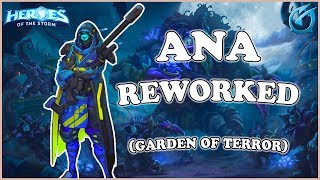 Grubby | Heroes of the Storm - Ana - Reworked - Unranked - Garden of Terror