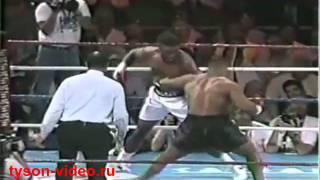 Майк Тайсон - Генри Тилман 39 (1) Mike Tyson vs Henry Tillman
