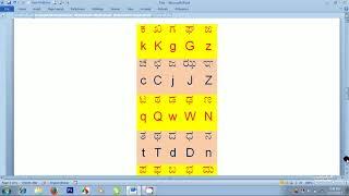 kannada nudi typing shortcut keys - Video hài mới full hd