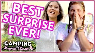 The Best Birthday Surprise! Camping with Meghan Rienks Ep 4