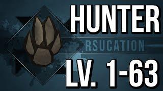 RSucation - Complete Lv. 1-63 Hunter Guide (Old School Runescape)