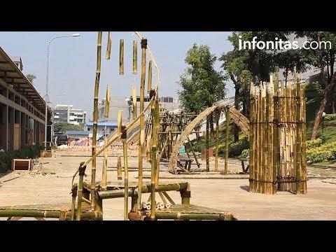 Temu karya Ilmiah Mahasiswa Arsitektur Indonesia (TKI-MAI) ke-33