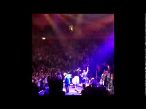 Mick Taylor, LWren, Ronnie Wood, Royal Albert Hall