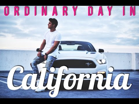 ORDINARY DAY IN CALIFORNIA (+GAMBLING)